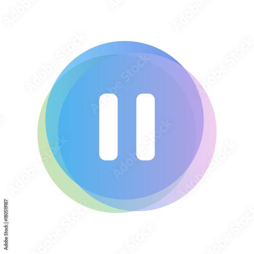 Minimalist Icon Design Slika na platnu