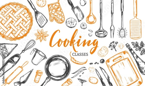 Photo  Cooking concept