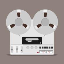 Bobbin Tape Recorder, Badge Of Bobbin Tape Recorder.