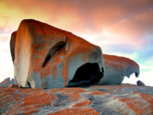 Remarkable Rocks, Kangaroo Isl...