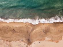 Aerial View Of Baker Beach Nex...