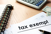Documents With Title Tax Exemp...