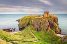 Dunnottar Castle Headland / Du...