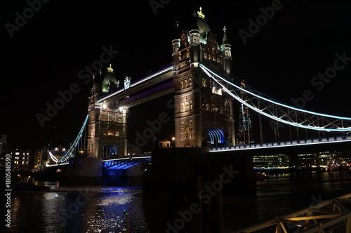 Obraz na dibondzie (fotoboard) most Londyński