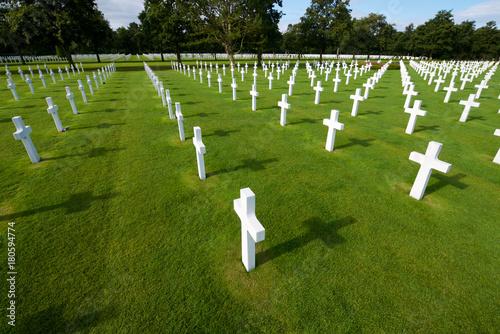 Keuken foto achterwand Begraafplaats Cemetery