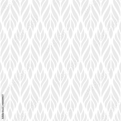 Ethnic floral seamless pattern Wall mural