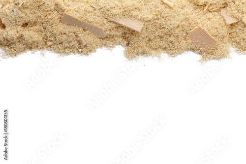 Fotografie, Tablou  Wood shavings