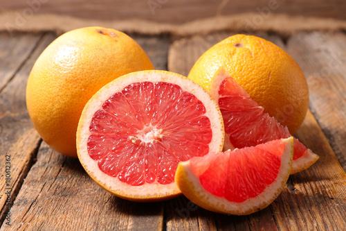 Carta da parati grapefruit