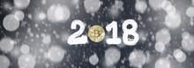 Happy New Year 2018 Cryptocurr...