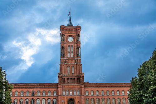 Zdjęcie XXL Berlin, Czerwony Ratusz