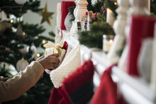 Christmas Stockings Are Hangin...