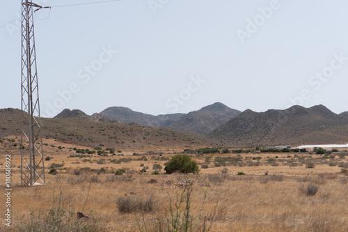 Fotografie, Obraz  Taberna Desert Andalucia, Spain