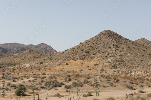 Taberna Desert Andalucia, Spain Tablou Canvas