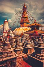 The Famous Buddhist Stupa At B...