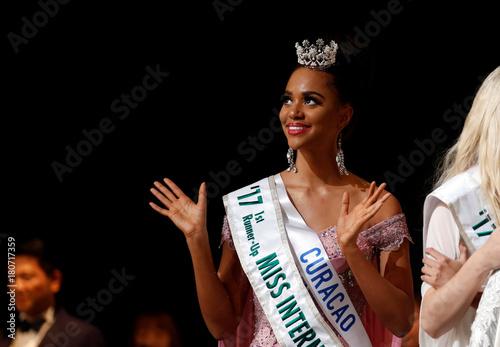 Miss Curacao 2017