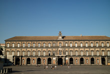 Bourbon Palace In Naples Near ...