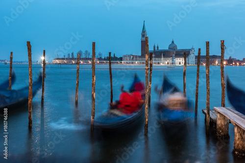Spoed Foto op Canvas Venezia