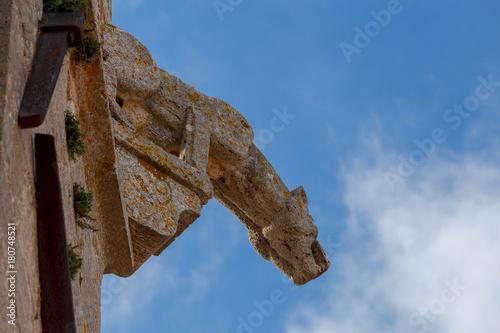 Plakat Siena. Wieża Torre del Mangia