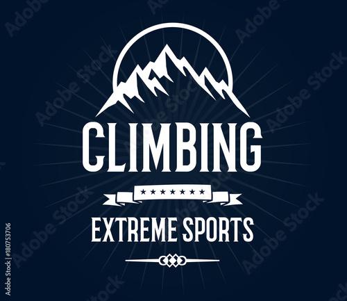 Fényképezés Climbing Extreme Sports