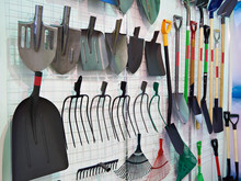 Shovels And Forks In Store