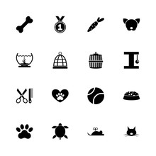 Pet Icons - Expand To Any Size...