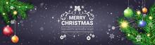 Merry Christmas Poster Decorat...