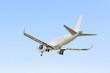 飛行機の着陸 -大阪国際空港-