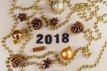 2018 Et Pomme De Pin, Cannelle...