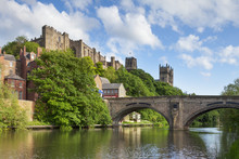 Durham Castle And Cathedral Fr...