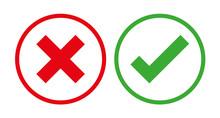 Check Mark Vector Icon