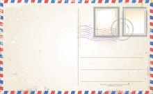 Post Card Vector