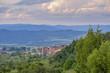 Mountain panorama in Bansko, Bulgaria 5
