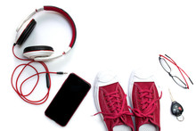Sneaker Shoes , Mobile Phone A...