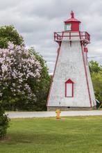 Manitowaning Lighthouse On Man...