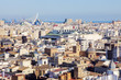 Architecture of Valencia - aerial photo