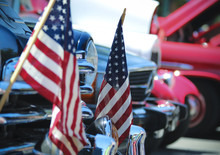 American Flags And Chrome, A F...