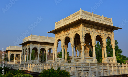 Cadres-photo bureau Monument The Jaswant Thada Temple in Jodhpur, India