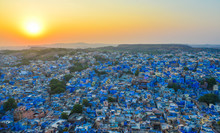 Cityscape Of Jodhpur, India