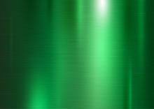 Green Metal Texture Background...