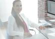 vertical photos.modern business woman