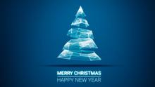 Modern Future Christmas Tree A...