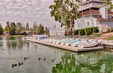 View Of Westlake Village Lake ...
