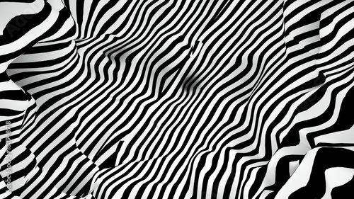 abstract-black-and-white-stripe