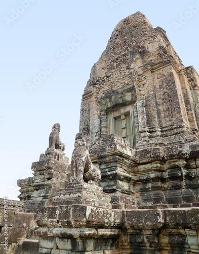 Deurstickers Bedehuis Pre Rup, Angkor, Cambodia