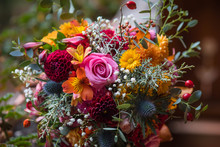 Beautiful Colorful Mixed Flowe...