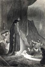 The Resurrection Of Lazarus.