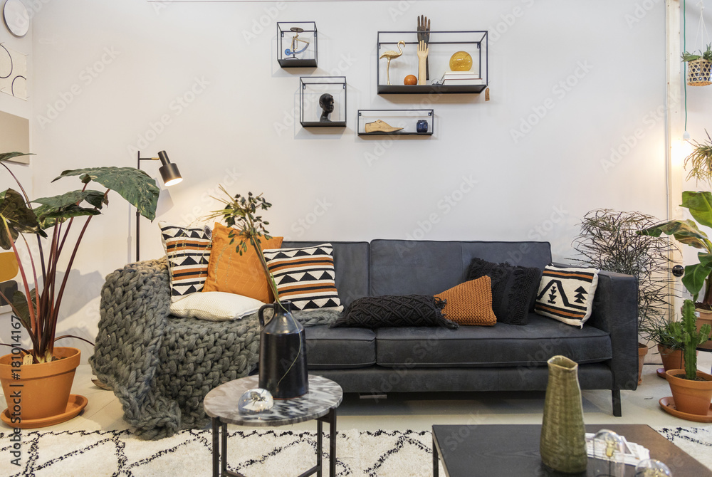 Fototapety, obrazy: home interior decoration