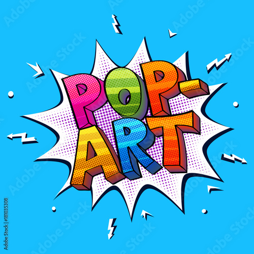naklejka-pop-art