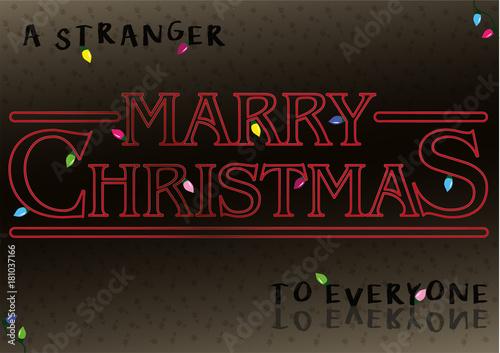 Láminas  stranger marry christmas