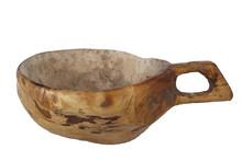 Wooden Antique Cup